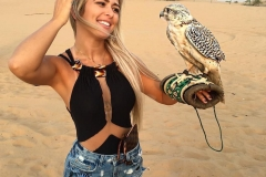 Cute-Girl-with-Eagle-e1523688893395