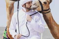 Camel Safari Riding