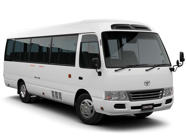 Bus Pickup Desert Safari