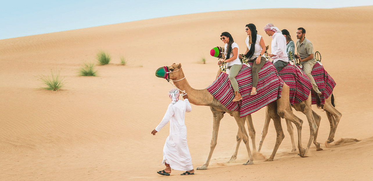 Camel Ride Safari Tour Dubai