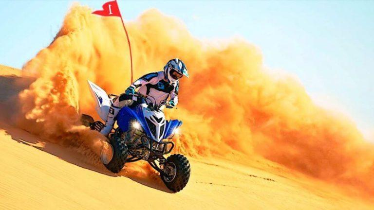 Cheap Quad Bike Desert Safari Tour