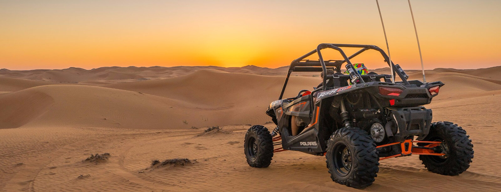 Dune Buggy Desert Safari Ride