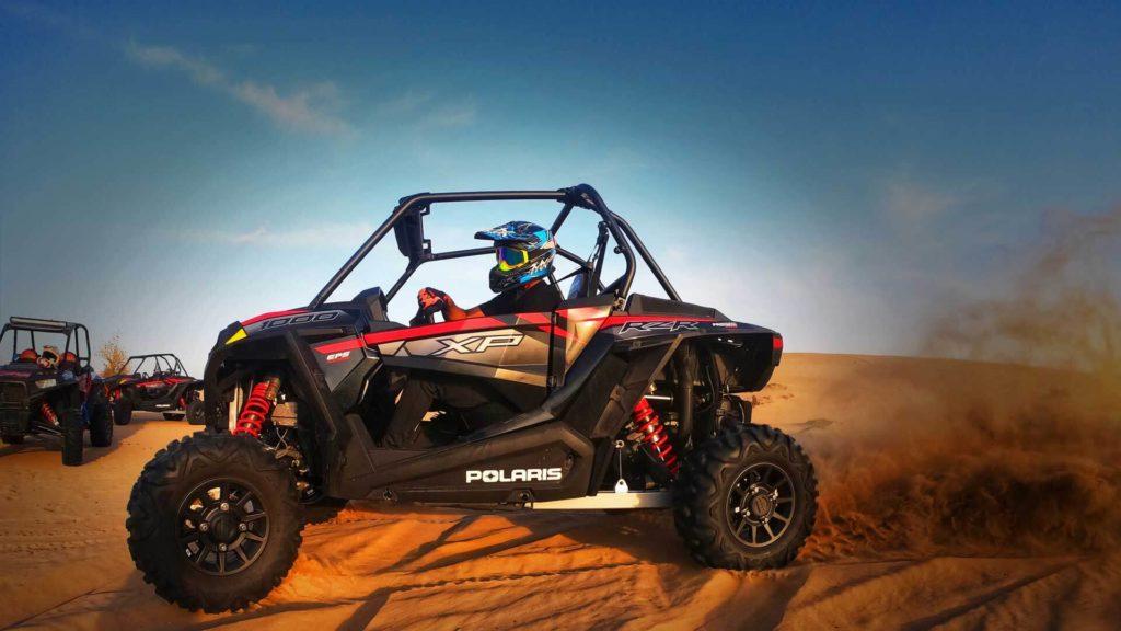 Polaris Dune Buggy Desert Safari 1000CC