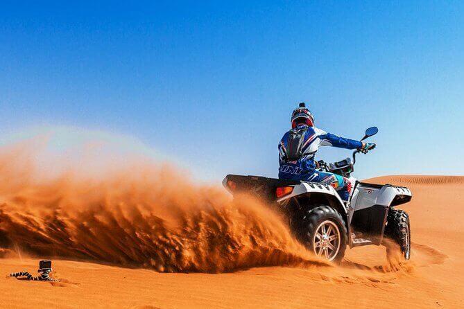Quad Bike Desert Safari Tour Price