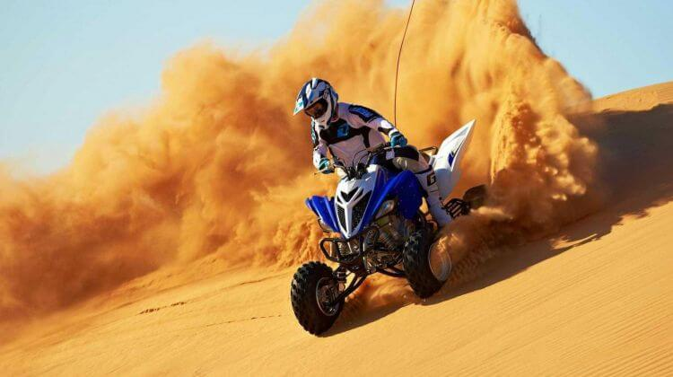 Quad Bike Desert Safari Tour Price