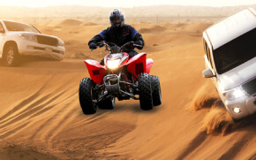 Quad Bike Safari 290 x 180