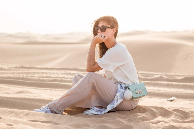 What to wear in Desert Safari Dubai