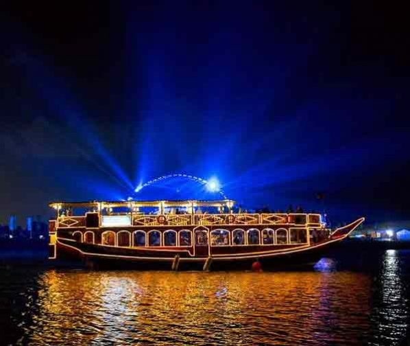 Dubai Marina Dhow Cruise Deals