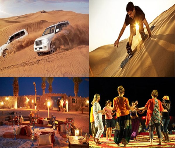Best EVening Desert Safari Dubai - Deals