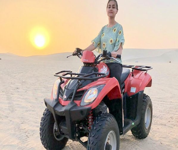 Dubai Dune Buggy and Quad Biking Dubai